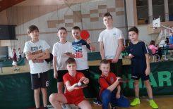 Więcej o: Tenis stołowy debel – miejsko-gminne zawody sportowe