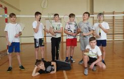Więcej o: Turniej Badmintona chłopców