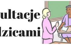 Więcej o: Konsultacje dla rodziców z nauczycielem języka polskiego