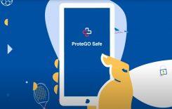 Więcej o: Aplikacja ProteGO Safe