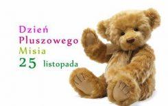 Więcej o: Światowy Dzień Pluszowego Misia
