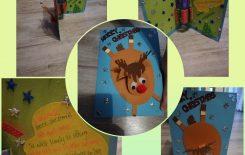 Więcej o: Konkurs na kartkę bożonarodzeniową z życzeniami po angielsku