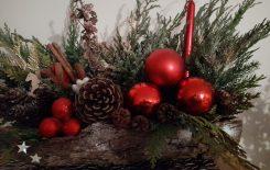 Więcej o: Rozstrzygnięcie konkursu na stroik bożonarodzeniowy