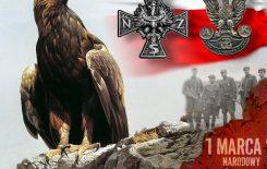 """Więcej o: Narodowy Dzień Pamięci """"Żołnierzy Wyklętych"""" –  1 marca"""
