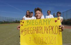 Więcej o: Bieg fair play PKOl z okazji Światowego Dnia Fair Play